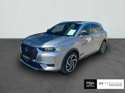 gebraucht DS Automobiles DS7 Crossback DS 7 CrossbackE-Tense 300 PHEV EAT8 4x4 Be Chic...