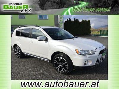 gebraucht Mitsubishi Outlander 2,2 DI-D LP Austria Edition SUV / Geländewagen