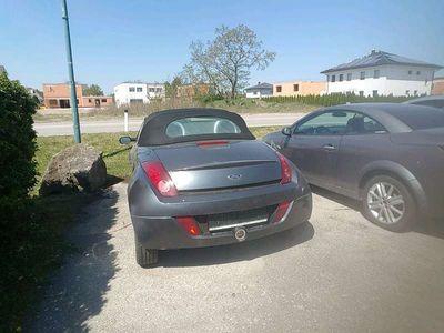 gebraucht Ford StreetKa Ka 1,6Duratec 8V Cabrio Cabrio / Roadster,