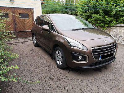 gebraucht Peugeot 3008 ACT BHDI120EAT6 Kombi / Family Van
