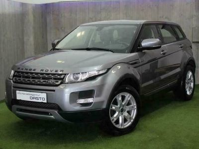 gebraucht Land Rover Range Rover evoque ? 2,2 SD4 Aut.?ALLRAD? AHK ?SHZ