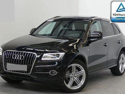 gebraucht Audi Q5 2,0 TDI quattroS-tronic 3xS-Line Klavierl. ACC B&O