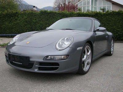 gebraucht Porsche 911 Carrera 4S Cabriolet Cabrio / Roadster