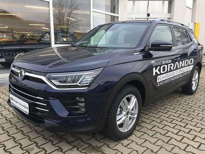 gebraucht Ssangyong Korando 1,6 4WD Premium Aut. SUV / Geländewagen