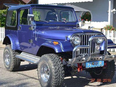 gebraucht Jeep CJ 7 AMC SUV / Geländewagen