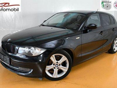 gebraucht BMW 116 1er-Reihe i Österreich-Paket Limousine
