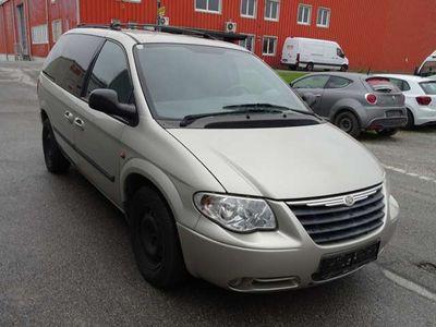 gebraucht Chrysler Voyager 2,5 LX CRD Austria