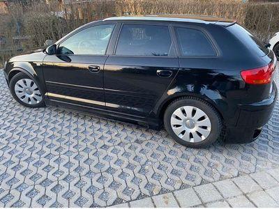 gebraucht Audi A3 Sportback A3 1,9 TDI S-Line Limousine