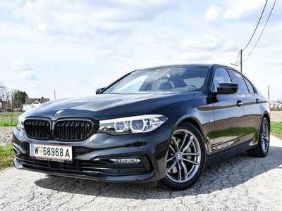 """gebraucht BMW 530 5er-Reihe Diesel (G30) Aut.  Sport Line, M"""",Navi"""