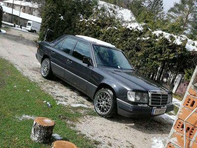 gebraucht Mercedes 250 W124