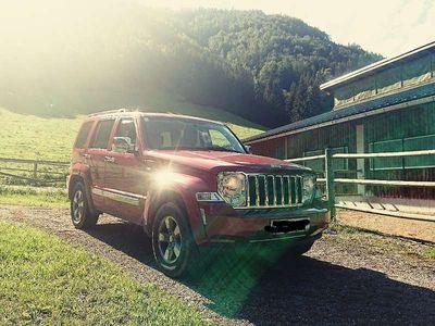 gebraucht Jeep Cherokee 2,8 Limited CRD AUT. SUV / Geländewagen