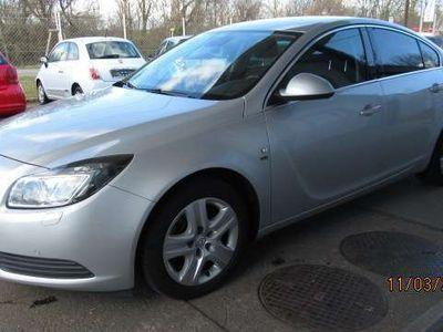 gebraucht Opel Insignia 1,4 Edition Ecotec Start/Stop System