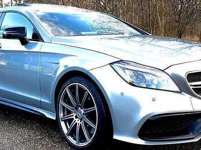 gebraucht Mercedes CLS63 AMG CLS-KlasseAMG S 4MATIC SB Kombi / Family Van