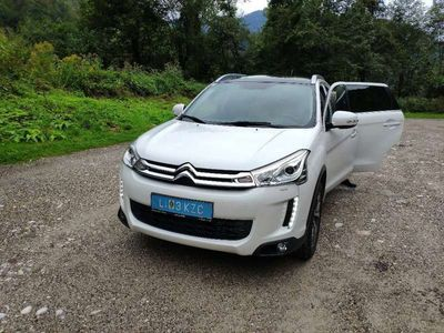 gebraucht Citroën C4 Aircross HDi 150 Stop