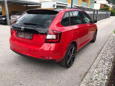 gebraucht Skoda Rapid Sportwagen / Coupé