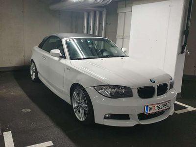 gebraucht BMW 118 Cabriolet 1er-Reihe Cabrio Diesel (E88)