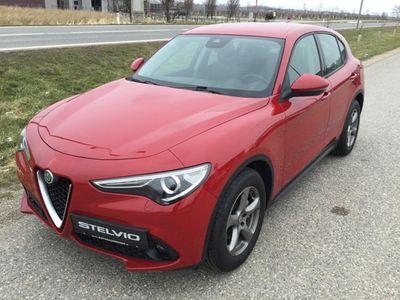 gebraucht Alfa Romeo Stelvio Super 2,2 ATX RWD + NAVI