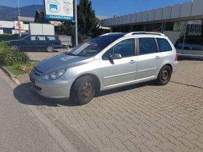 gebraucht Peugeot 307 SW HDI 110