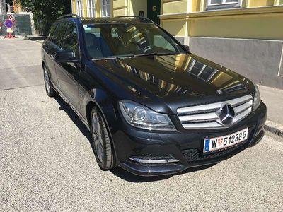 gebraucht Mercedes C250 C-KlasseT CDI Avantgarde BlueEfficiency 4MATIC Aut. Kombi / Family Van