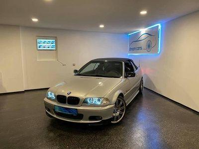 gebraucht BMW 330 Cabriolet Ci Aut.