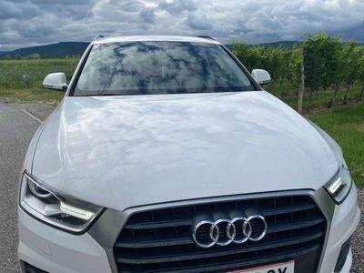 gebraucht Audi Q3 1.4 TFSI cod ultra SUV / Geländewagen