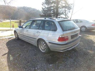 gebraucht BMW 320 3er- Kombi Diesel (E46) Österreich-Paket Aut.