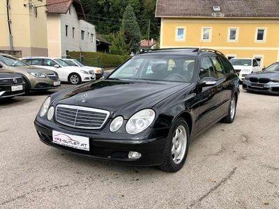 gebraucht Mercedes E220 Classic CDI Aut. *Schiebedach*Tempomat*