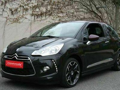 gebraucht Citroën DS3 1,6 16V THP Sport Chic Limousine