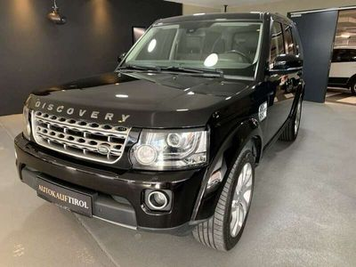 gebraucht Land Rover Discovery 4 3,0 SDV6 HSE Aut.
