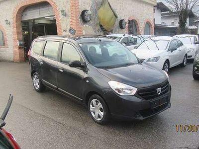 gebraucht Dacia Lodgy Lauréate dCi 90 Kombi / Family Van