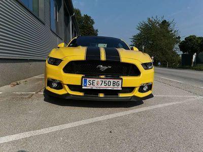 gebraucht Ford Mustang GT V8 Fastb. A6 California Sportwagen / Coupé