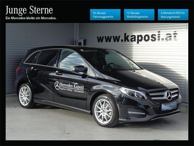 gebraucht Mercedes B200 CDI 4MATIC Sports Tourer