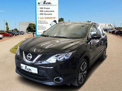 gebraucht Nissan Qashqai 1,2 DIG-T Tekna 1 Jahr Garantie