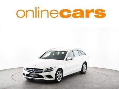 gebraucht Mercedes C200 C-Klassed T Aut. NAVI LED R-KAMERA SUPERSALE Kombi / Family Van