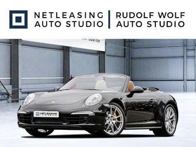 gebraucht Porsche 911 Carrera Cabriolet 3.4 Styling/Klima/Xenon/BC