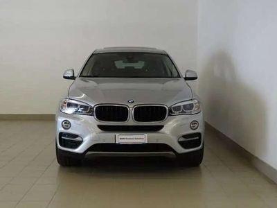 gebraucht BMW X6 40d, Garantie bis 7.2022, Standheizung SUV / Geländewagen