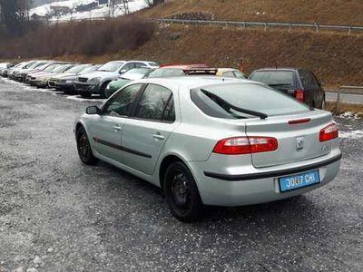 gebraucht Renault Laguna Dynamique 1,8 16V