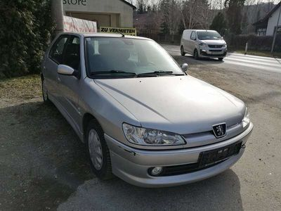 gebraucht Peugeot 306 Style HDI 5T Limousine