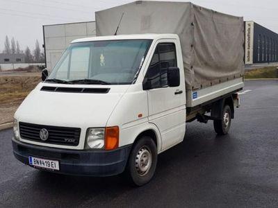 gebraucht VW LT 35 Kombi 3-0-0 MR TDI