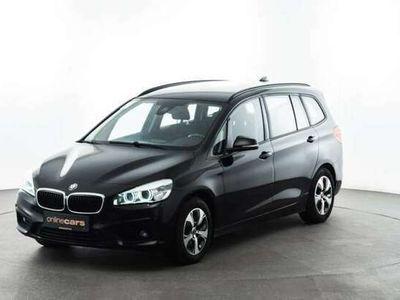 gebraucht BMW 216 d GT Advantage Aut. LED AHK NAVI TEMP SHZ