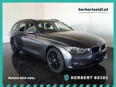 gebraucht BMW 318 d Touring Aut. *LED / NAVI*