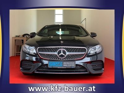 used Mercedes E400 4Matic Aut. AMG Line Pano
