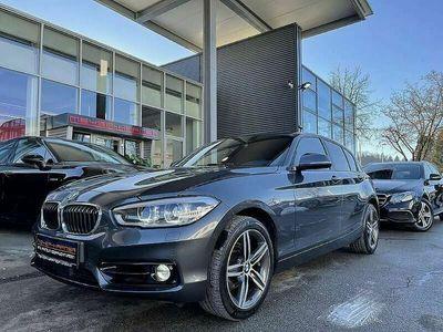 gebraucht BMW 118 d Sport Line Aut.