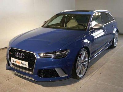 gebraucht Audi RS6 Avant 4.0 TFSI quattro tiptronic per