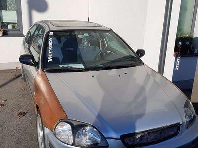gebraucht Honda Civic CivicEJ9 1,4 Klein-/ Kompaktwagen