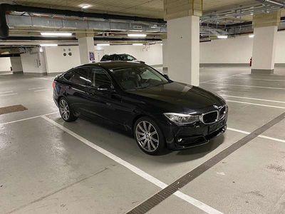 gebraucht BMW 318 Gran Turismo 3er-Reihe xDrive Limousine