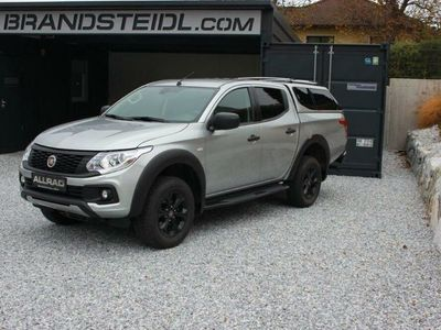 gebraucht Fiat Fullback Cross DK Cross Aut.v TOP ZSTAND!