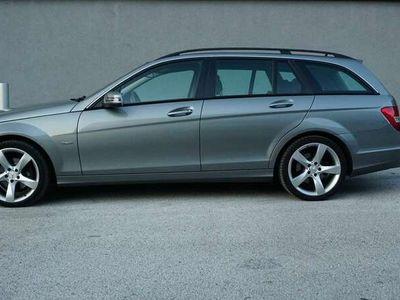 gebraucht Mercedes C220 T CDI BlueEfficiency Aut.