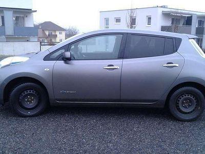 gebraucht Nissan Leaf Tekna Klein-/ Kompaktwagen