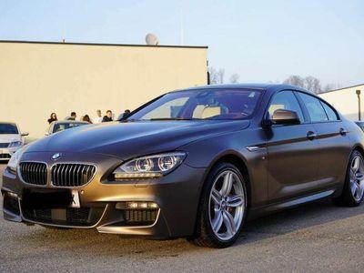 gebraucht BMW 650 6er-Reihe i xDrive Gran Coupe M Sport Sportwagen / Coupé
